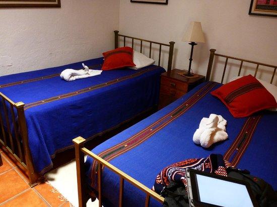 Hotel Casa Antigua : A double room