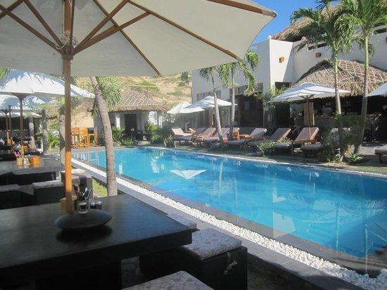 Mui Ne Hills Villa Hotel: MNH3 Pool2