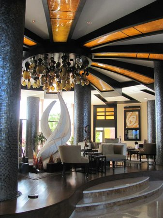 Villa del Palmar Cancun Beach Resort & Spa : Lobby