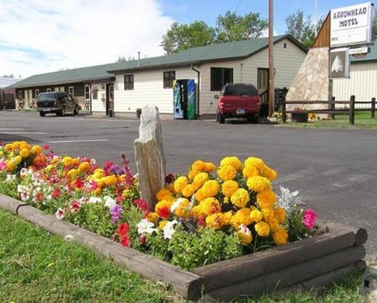 Arrowhead Motel: Cozy and friendly hotel!