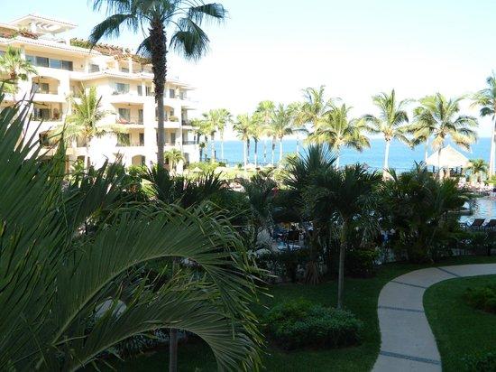 Villa La Estancia Beach Resort & Spa Los Cabos: view from room, 2nd floor balcony