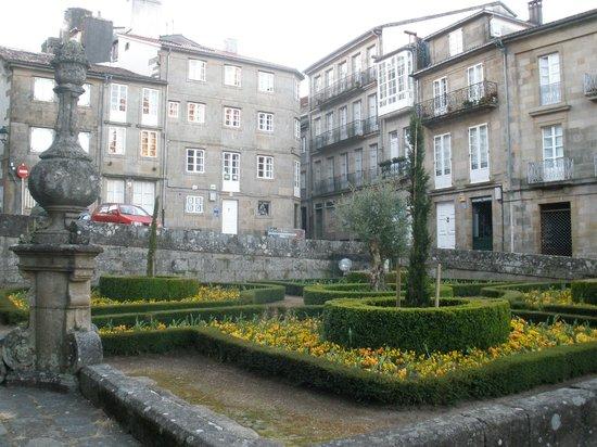 Apartamentos Casa de La Inmaculada : from the living room window