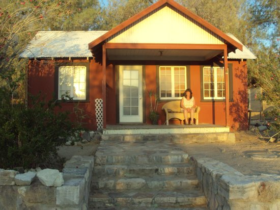 Panamint Springs Resort: cottage