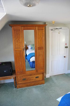Hawthornbank Guest House: our room