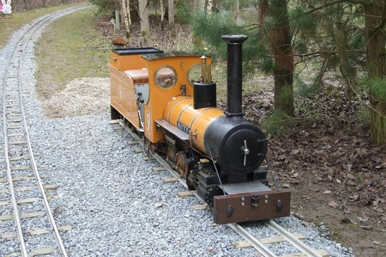 Barnards Farm Miniature Railway