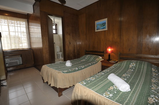 Palau Sunny Garden Hotel : single style room