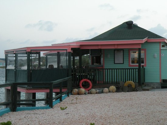 Outer Edge Grill at Flying Fish Marina