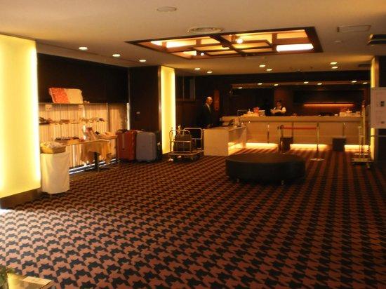 Hotel Sunroute Kyoto : Lobby