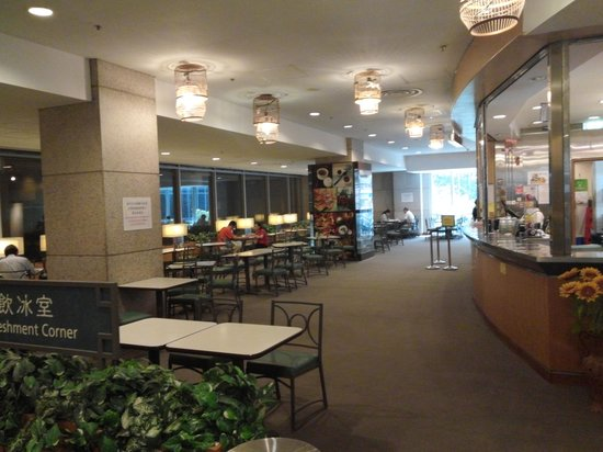 Museum of History Cafe: restaurant