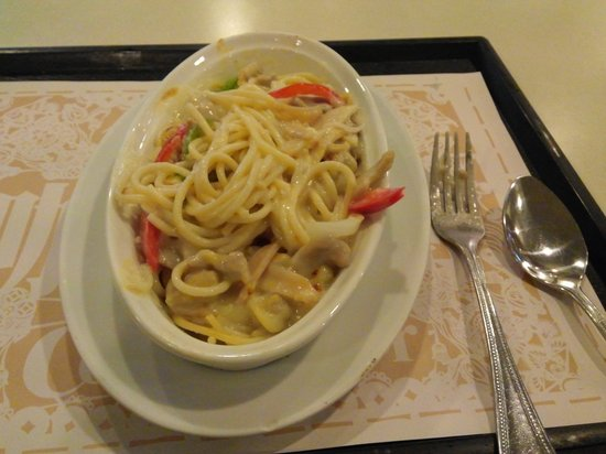 Museum of History Cafe : food
