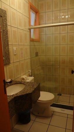 Pousada Casablanca: baño