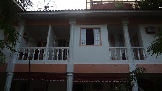 Pousada Casablanca: habitaciones con balcon 1er piso