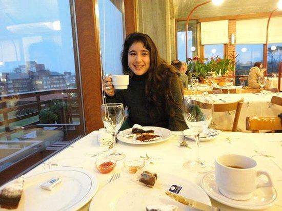 Il Belvedere: Café da manhã