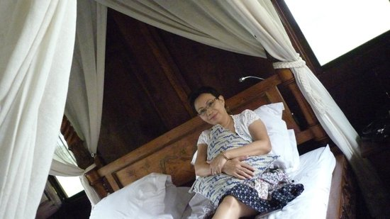 Yabbiekayu Homestay Bungalows: in the room