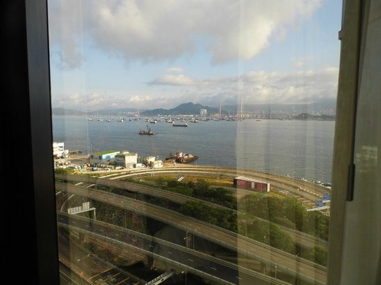 Island Pacific Hotel: nice view