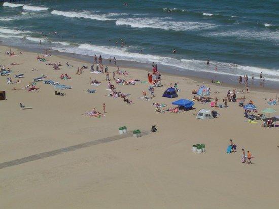 Baymont Inn & Suites Virginia Beach Oceanfront: 10th floor view from room