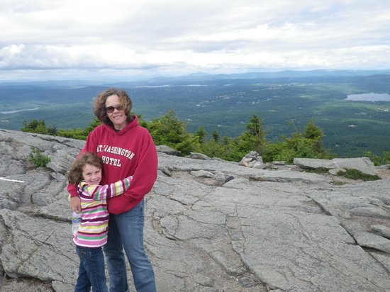 Mount Kearsarge : Up Kearsarge