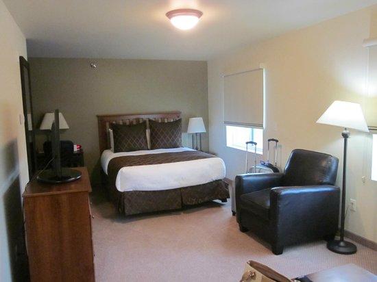 Noble Inn: Bed