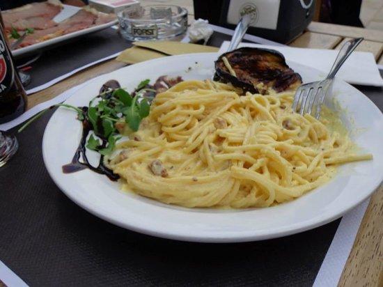 Yummy pasta - Foto di Caffè Vergnano 1882, Venezia - TripAdvisor