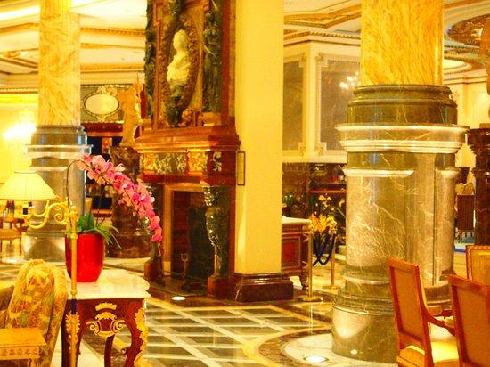 Legendale Hotel Beijing: Beautiful Lobby
