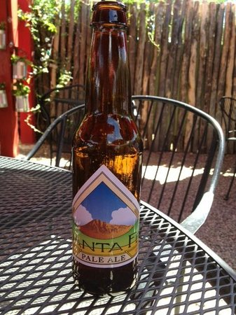 Orlando's New Mexican Cafe: Santa Fe pale ale