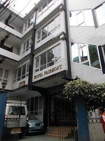 Fairmont Hotel: Hotel Fairmont