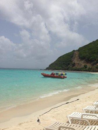 White Bay: amazing view
