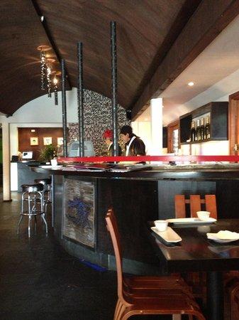 Gohan: Open kitchen