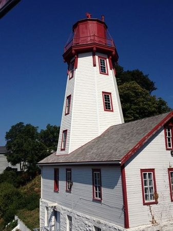 ‪Kincardine Lighthouse‬