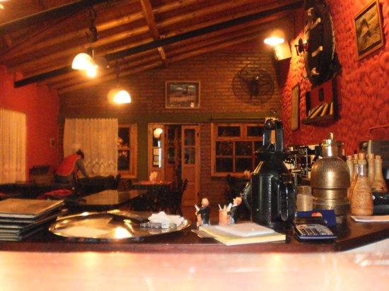 Parrilla El Viejo Expreso La Trochita: Interior