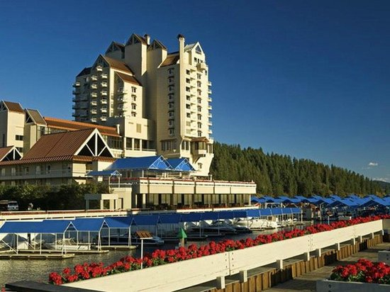 The Coeur D Alene Resort