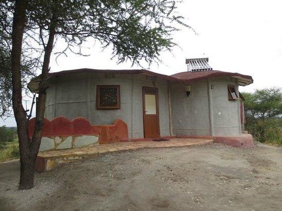 Osupuko Lodge: Private lodge