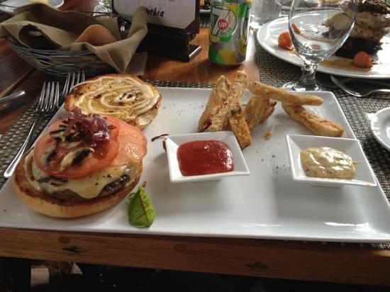 ambia burger
