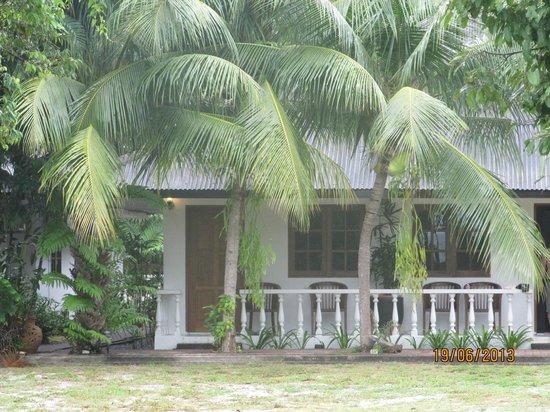 Tropical Resort : Le bungalow