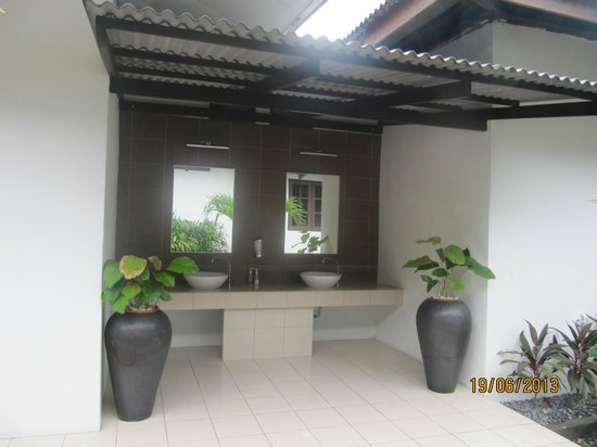 Tropical Resort : Espace commun