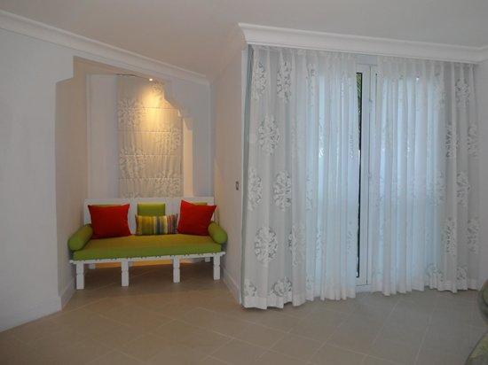 Ambre Resort & Spa: Room No. 153