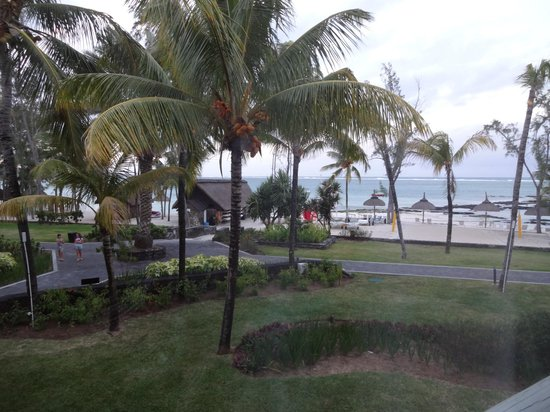 Ambre Resort & Spa: View from Room Window