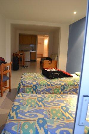 smartline Brisa Marina: notre chambre