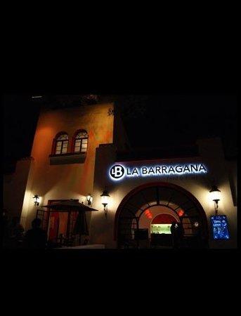 La Barragana