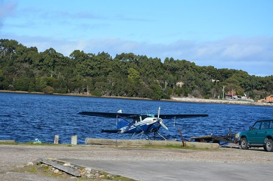 Strahan Seaplanes and Helicopters: The plane that gave the trip of a lifetime