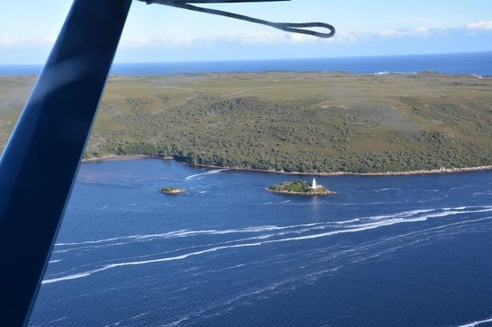 Strahan Seaplanes and Helicopters: Hell's Gates