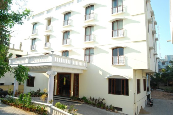 Hotel D Europe Pondicherry Reviews