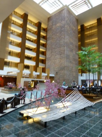The Strings by InterContinental Tokyo: Lobby