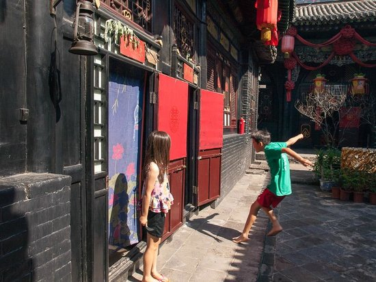Yuchengyuan Inn: Bright Courtyard
