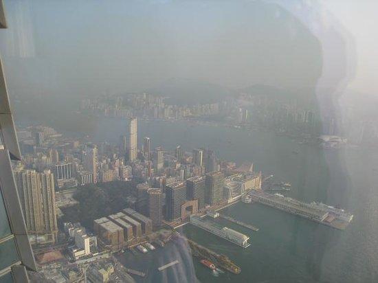 The Ritz-Carlton, Hong Kong: Amazing view!