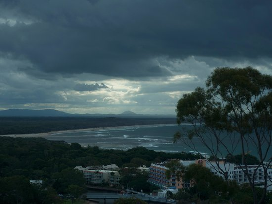 The Lookout Resort Noosa : Room with a view