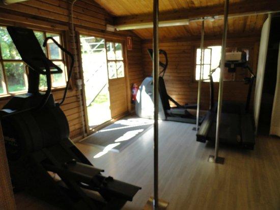 Hotel El Convent: Centre fitness