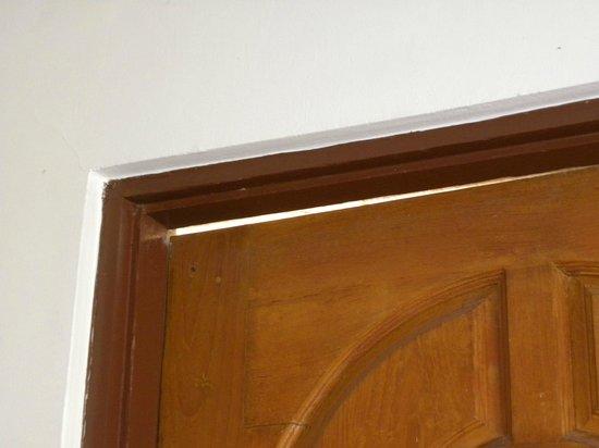 The Emerald Sea Resort: Bedroom door