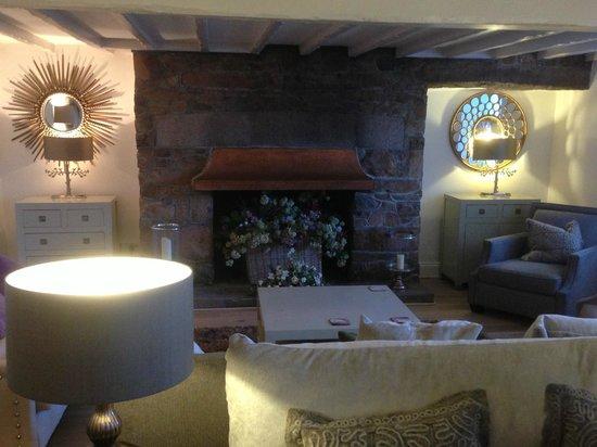 Hotel La Place : The lounge