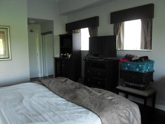 Admiral Inn & Suites: nice room